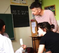 Michal sezajímá ostudenty