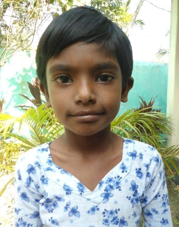 Dálková adopce dětí z Bangladéše: Munni Akhter
