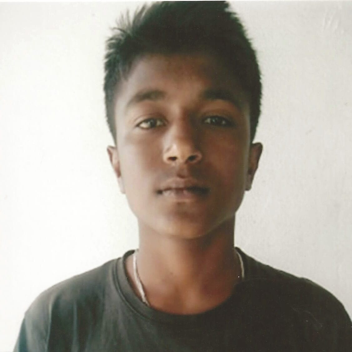 Dálková adopce dětí z Nepálu: Sairaj Basnet