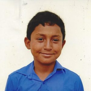 Dálková adopce dětí z Bangladéše: Sakibul Hasan.
