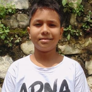 Indie: adopce dětí na dálku - Samuel Lal