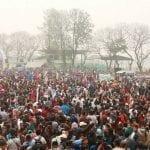 Velikonoce slavilo v Káthmándú 30 000 lidí.