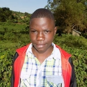 Dálková adopce dětí z Ugandy: Isaac Mwesigwa