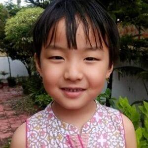 Indie: adopce dětí na dálku - Abhigail Rongmei