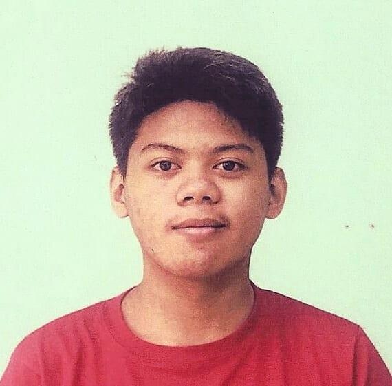 Filipíny: adopce dětí na dálku - John Dominic Sampaga