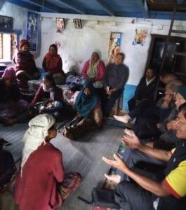 Jedinou možností, jak se teď nepálští křesťané mohou sejít, jsou domácí skupinky.