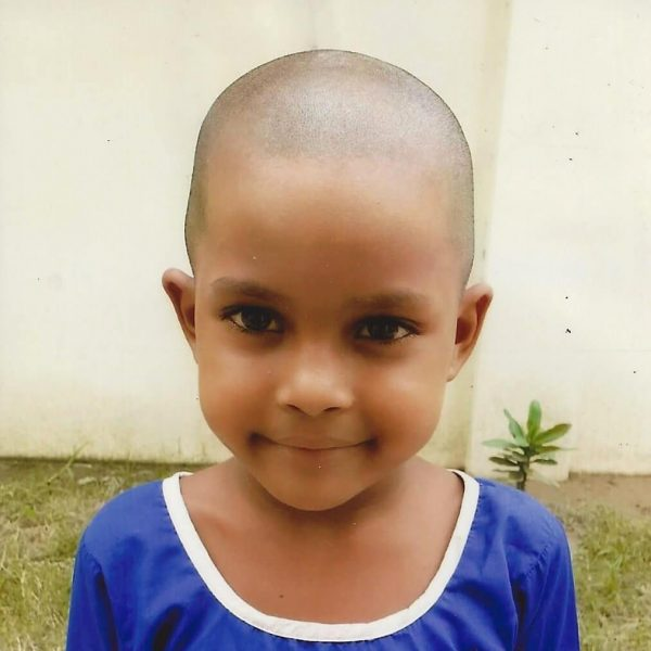 Dálková adopce dětí z Bangladéše: Fatima Akhter.