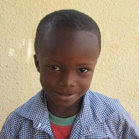 Adopce dětí z Burkiny Faso na dálku: Boris Sanou