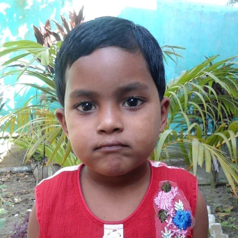 Dálková adopce dětí z Bangladéše: Fatima Akhter