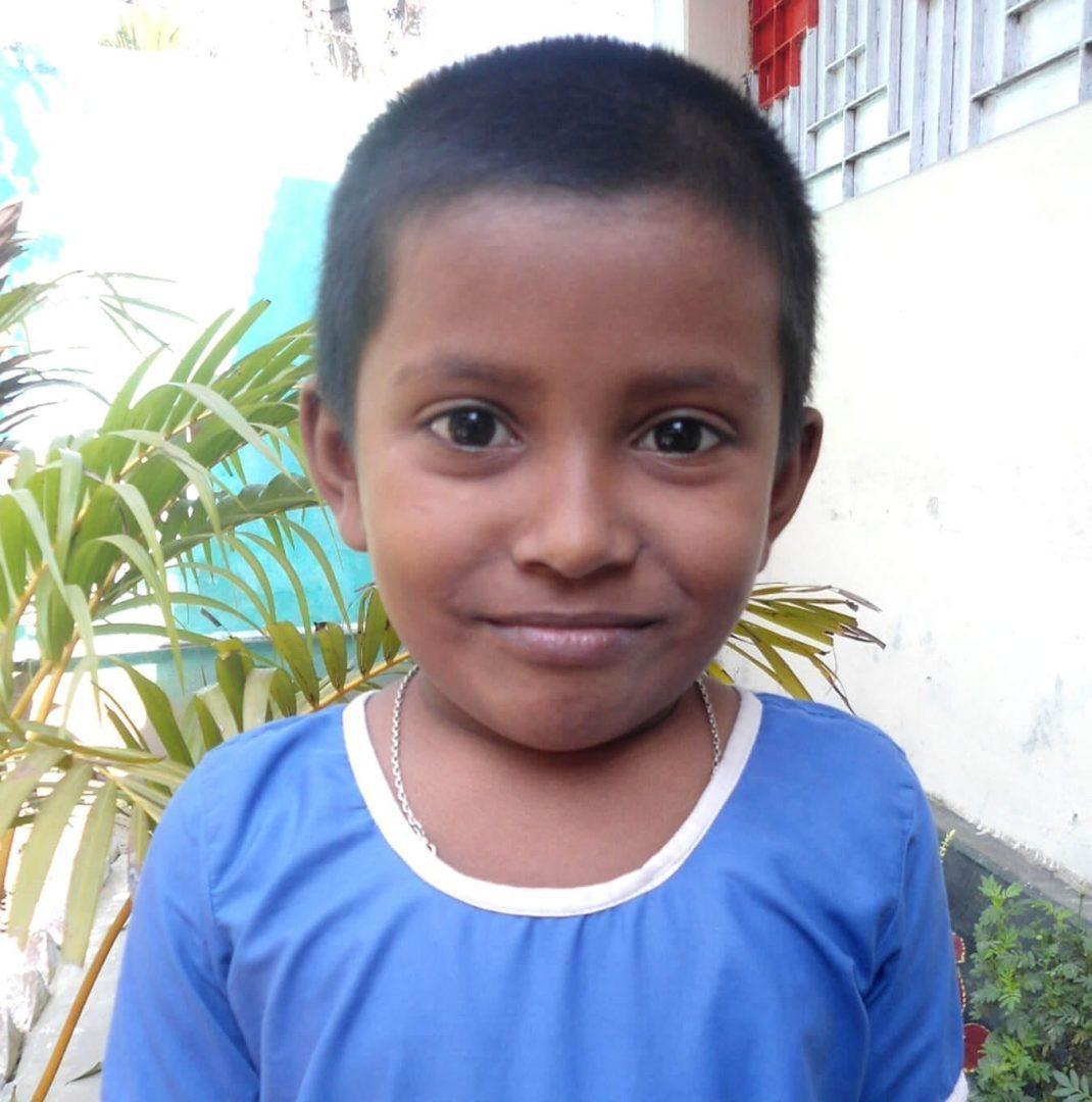 Dálková adopce dětí z Bangladéše: Joya Sarker