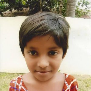 Dálková adopce dětí z Bangladéše: Joya Sarker.