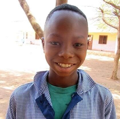 Adopce dětí z Burkiny Faso na dálku: Narcisse Dembélé.