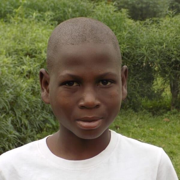 Dálková adopce dětí z Ugandy: Measach Lubega