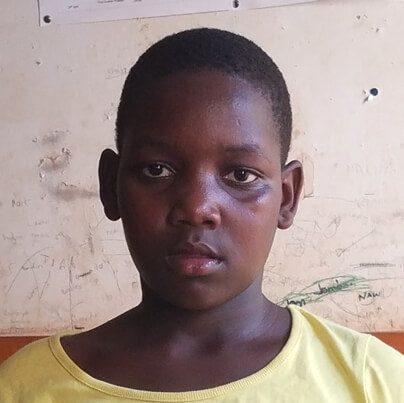 Uganda: adopce dětí na dálku - Natasha Zamukunda