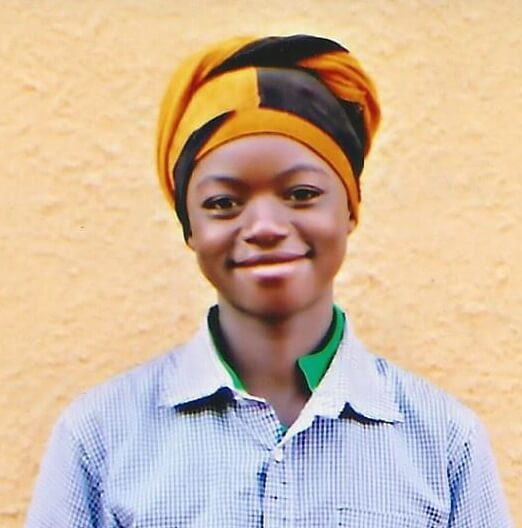 Dálková adopce dětí z Burkiny Faso: Latifatou Valian.