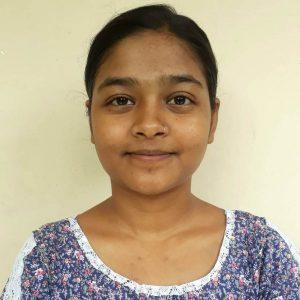 Studenti biblických škol v Indii k podpoře: Laxmi Pariyar